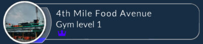 4th Mile Food Avenue Pokegym