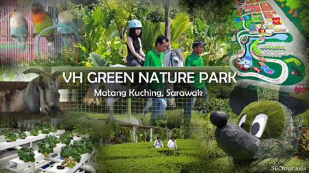 VH Green Nature Park at Matang Kuching