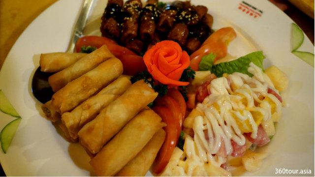 Thank Food Vegetarian Restaurant, Kuching, Sarawak